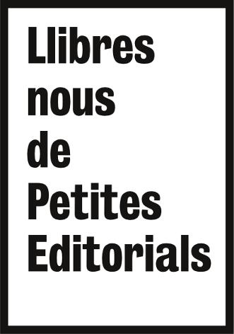 Llibres nous de petites editorials